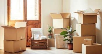 Cartons pour déménager