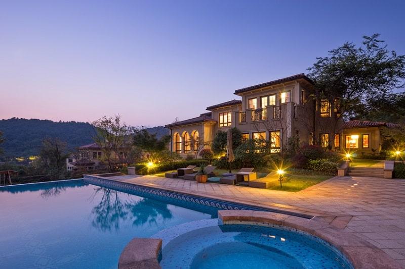 Céder en viager un immobilier de luxe