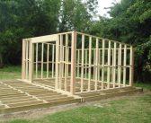 Comment construire un abri de jardin en bois