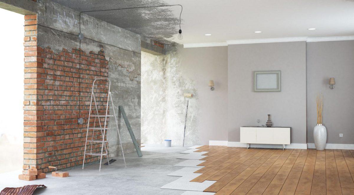 Rénovation de maison : les travaux à privilégier