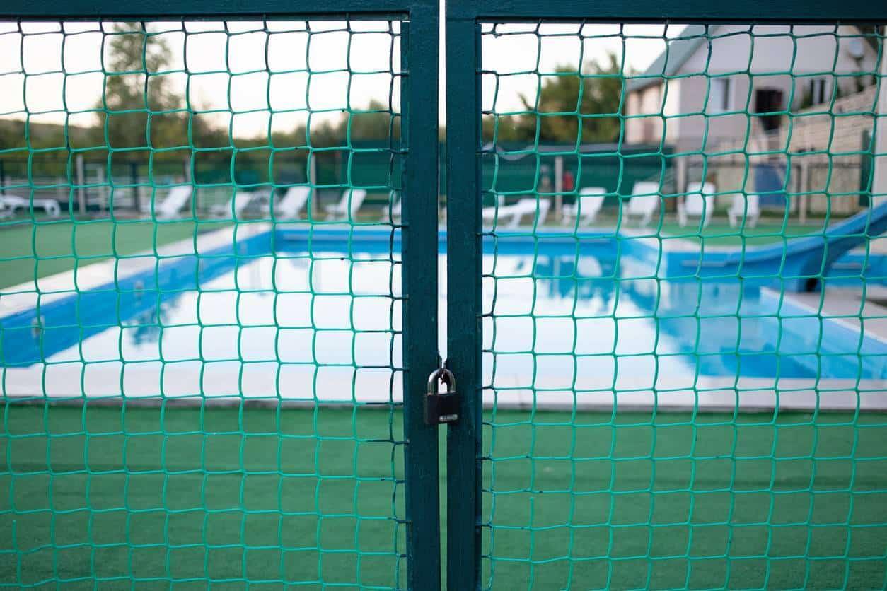 barrière de protection piscine